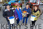 The Launch of the James Ash Memorial Charity Tractor run in Boolteens on Monday,  which takes place on Sunday 13th January<br /> L-r Liz Ryle O&rsquo;Connor, Margaret and Francie Ash and James O&rsquo;Brien.