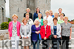 Killocrim Ladies : Members of the Kiilocrim Ladies group pictured at Listowel Castle prior to their departure for Limerick for a day of shooping, dining & dancing.