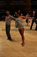 0801241394c UK Open dance competition. International Centre,  Bournemouth, United Kingdom. Thursday, 24. January 2008. ATTILA VOLGYI