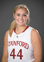 Joslyn Tinkle of the Stanford basketball team.