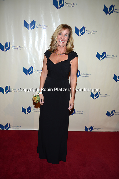 judge Deb Caletti attends the 2013 National Book Awards Dinner and Ceremony on November 20, 2013 at Cipriani Wall Street in New York City.