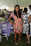 Founder and CEO of Luxury Market Branding Lauren Maillian Bias Attends The Fourth Annual Reginald F. Lewis Foundation Gala Luncheon Held at The Reginald F. Lewis Estate, East Hampton New York, 6/25/11