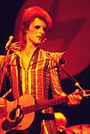DAVID BOWIE 1973 Ziggy Stardust <br /> &copy; Chris Walter