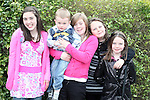Lauren Kearney, Declan Rafferty, Shauna McConnoran, Katie Reilly and Megan Smith at the Confirmation in Dunleer Church...Photo NEWSFILE/Jenny Matthews.(Photo credit should read Jenny Matthews/NEWSFILE)....This Picture has been sent you under the condtions enclosed by:.Newsfile Ltd..The Studio,.Millmount Abbey,.Drogheda,.Co Meath..Ireland..Tel: +353(0)41-9871240.Fax: +353(0)41-9871260.GSM: +353(0)86-2500958.email: pictures@newsfile.ie.www.newsfile.ie.FTP: 193.120.102.198.