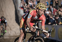 Ian Field (GBR/Hargroves-Ridley)<br /> <br /> CX Superprestige Zonhoven 2016