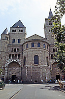 Trier: Dom--11th century. Photo '94.