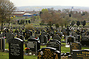 TO GO WITH A RORY CARROLL Story on CAIN the archive of the Troubles that is under threat.  General views of City Cemetery in west Belfast. Picture by Paul McErlane