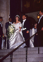 Mariah Carey &amp; Tommy Mottola Wedding by <br />