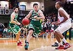S&ouml;dert&auml;lje 2014-10-11 Basket Basketligan S&ouml;dert&auml;lje Kings - Ume&aring; BSKT :  <br /> S&ouml;dert&auml;lje Kings Toni Bizaca i kamp om bollen med Ume&aring;s Egal Saleman under matchen mellan S&ouml;dert&auml;lje Kings och Ume&aring; BSKT <br /> (Foto: Kenta J&ouml;nsson) Nyckelord:  S&ouml;dert&auml;lje Kings SBBK Basket Basketligan T&auml;ljehallen Ume&aring; BSKT