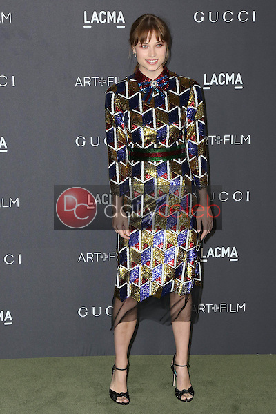Makenzie Leigh<br /> at the 2016 LACMA Art +  Film Gala, LACMA, Los Angeles, CA 10-29-16<br /> David Edwards/DailyCeleb.com 818-249-4998