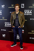 Alex Hafner attends to 'Como la Vida Misma' film premiere during the 'Madrid Premiere Week' at Callao City Lights cinema in Madrid, Spain. November 12, 2018. (ALTERPHOTOS/A. Perez Meca) /NortePhoto.com