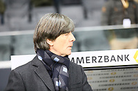 Bundestrainer Joachim Loew (Deutschland Germany) - 19.11.2019: Deutschland vs. Nordirland, Commerzbank Arena Frankfurt, EM-Qualifikation DISCLAIMER: DFB regulations prohibit any use of photographs as image sequences and/or quasi-video.