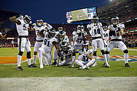 Philadelphia Eagles vs Chicago Bears, Wild Card Playoff at Soldier Field in Chicago, Illinois