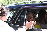 CAMPINAS, SP, 25.02.2018: EDUCACAO-SP - II Caminhada de Erradicação do Analfabetismo de Campinas é realizada no Parque Taquaral em Campinas, interior de São Paulo, neste domingo (25). O evento contou com a presença do ativista da paz Arun Manilal Gandhi, neto de Mahatma Gandhi, fundador e patrono do Gandhi Institute For Nonviolence (Instituto Gandhi para a Não Violência). (Foto: Luciano Claudino/Codigo19/Folhapress)
