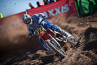 Butron at Spanish Motocross Championship at Albaida circuit (Spain), 22-23 February 2014