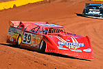 Feb 07, 2014; 11:39:31 AM; Waynesville, GA., USA; The Lucas Oil Late Model Dirt Series running The Georgia Boot Super Bowl of Racing at Golden Isles Speedway.  Mandatory Credit: (thesportswire.net)
