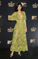 Actress Zendaya at the 2017 MTV Movie &amp; TV Awards at the Shrine Auditorium, Los Angeles, USA 07 May  2017<br /> Picture: Paul Smith/Featureflash/SilverHub 0208 004 5359 sales@silverhubmedia.com