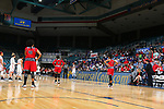 KATY, TX MARCH 10: Southland Conference Women's Basketball Game 5 Lamar vs Nicholls at Merrell Center in Katy on March 10, 2018 in Katy, Texas Photo: Rick Yeatts