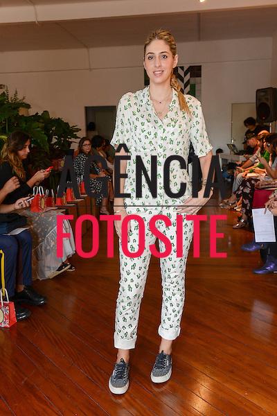 Camila Toledo<br /> <br /> <br /> Isabela Capeto<br /> <br /> S&atilde;o Paulo Fashion Week- Ver&atilde;o 2016<br /> Abril/2015<br /> <br /> foto: Gabriel Cappelletti/ Ag&ecirc;ncia Fotosite