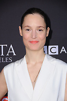 06 January 2018 - Beverly Hills, California - Vicy Krieps. 2018 BAFTA Tea Party held at The Four Seasons Los Angeles at Beverly Hills in Beverly Hills.    <br /> CAP/ADM/BT<br /> &copy;BT/ADM/Capital Pictures