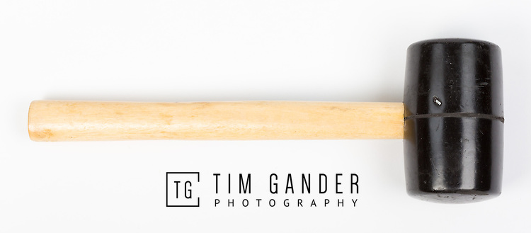 16/01/2015 Product photography for A-Cask cellar equipment specialists of Bridport, Dorset. Rubber mallet.