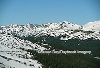 63045-003.11 Mountain scenic  Rocky Mountain National Park   CO