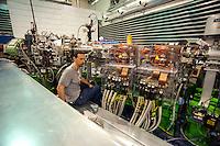 A Pavia dal 2011 è attivo il CNAO Centro Nazionale di Adroterapia Oncologica, per la cura dei tumori con la radioterapia che utilizza le particelle più pesanti degli elettroni, chiamati adroni che vengono prodotti dal grande impianto del Sincrotone, ed inviati nelle tre sale di trattamento