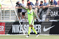 Cary, North Carolina  - Saturday July 01, 2017: Katelyn Rowland during a regular season National Women's Soccer League (NWSL) match between the North Carolina Courage and the Sky Blue FC at Sahlen's Stadium at WakeMed Soccer Park. Sky Blue FC won the game 1-0.
