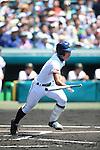 Kaito Arai (Maebashi Ikuei),<br /> AUGUST 22, 2013 - Baseball :<br /> 95th National High School Baseball Championship Tournament final game between Maebashi Ikuei 4-3 Nobeoka Gakuen at Koshien Stadium in Hyogo, Japan. (Photo by Katsuro Okazawa/AFLO)11