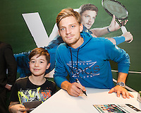 ABN AMRO World Tennis Tournament, Rotterdam, The Netherlands, 15 Februari, 2017<br /> Photo: Henk Koster