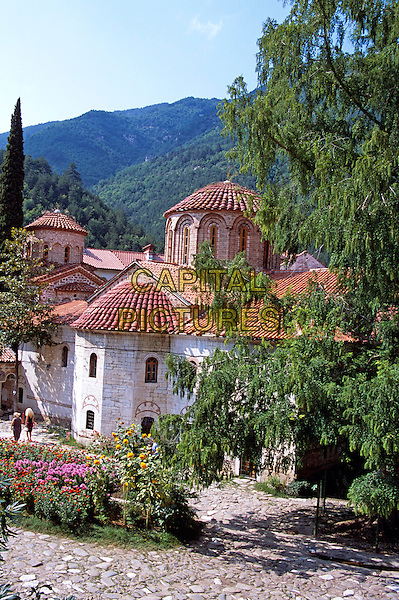 Bachkovo Monastery, Bachkovo, Bulgaria. Church of Sveta Bogoroditsa