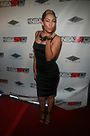 Roc Nation Recording Artist Bridget Kelly Attends the premiere and celebration of 2K Sports' NBA2K13 with its Executive Producer, JAY Z and a live performance by Meek Mill held at The 40/40 Club, NY   9/26/12