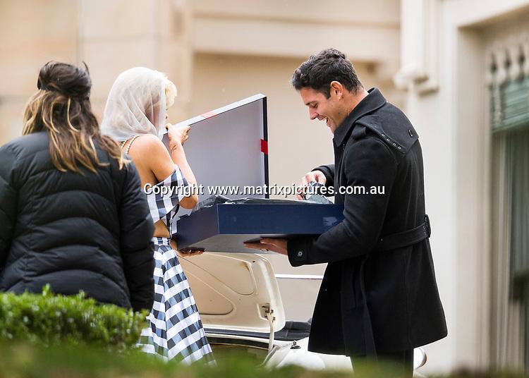 tv - Apollo Jackson - Jake Spence - Vintage Date Guy - Bachelorette Australia - Season 3 - *Sleuthing Spoilers*  NSP-3931