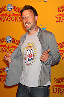 David Arquette at the opening night of Ringling Bros. &amp; Barnum &amp; Bailey's 'Dragons' held at Staples Center on July 12, 2012 in Los Angeles, California. &copy;&nbsp;mpi27/MediaPunch Inc /*NORTEPHOTO*<br />