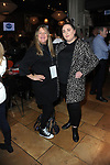 Lorraine Stanley, Claire Norris at the  Fight For Life held Christmas event hosted at Planet  Hollywood, London