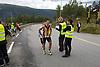 Race number 166 - Grégoire Geffray - - Norseman 2012 - Photo by Justin Mckie Justinmckie@hotmail.com