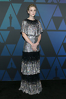 LOS ANGELES - NOV 18:  Carey Mulligan at the 10th Annual Governors Awards at the Ray Dolby Ballroom on November 18, 2018 in Los Angeles, CA