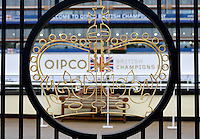 Scenes from around the track on British Champions Day on October 18, 2014 at Ascot Racecourse in Ascot, Berkshire, United Kingdom.  (Bob Mayberger/Eclipse Sportswire)