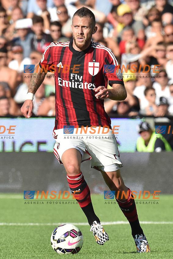 Philippe Mexes Milan <br /> Cesena 28-09-2014 Stadio Dino Manuzzi, Football Calcio Serie A Cesena - Milan. Foto Andrea Staccioli / Insidefoto