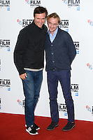 "Jack Davenport and Tom Felton<br /> at the London Film Festival photocall for the opening film, ""A United Kingdom"", Mayfair HotelLondon.<br /> <br /> <br /> ©Ash Knotek  D3159  05/10/2016"