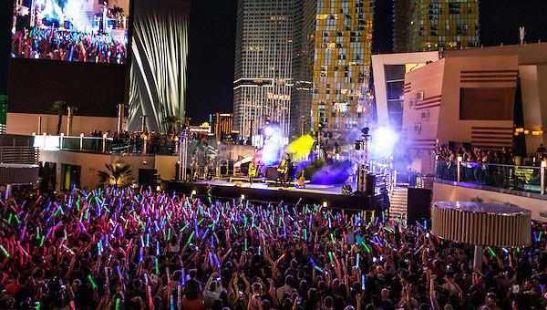 LAS VEGAS, NV - May 15, 2016: ***HOUSE COVERAGE*** Mike Posner performing at CBS Radio Presents: SPF at The Boulevard Pool at The Cosmopolitan of Las Vegas in Las vegas, NV on May 15, 2016. Credit: Erik Kabik Photography/ MediaPunch