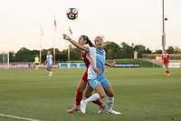Boyds, MD - Saturday June 03, 2017: Rachel Daly during a regular season National Women's Soccer League (NWSL) match between the Washington Spirit and Houston Dash at Maureen Hendricks Field, Maryland SoccerPlex.