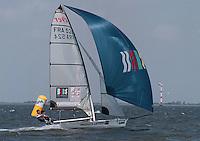 Spa Regatta 1999 - 49'er