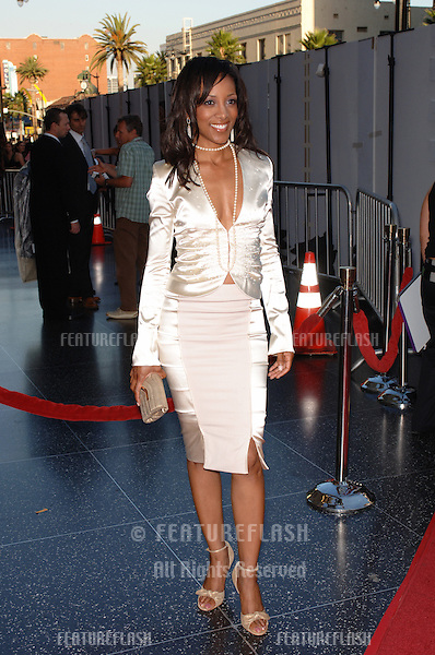 TV presenter SHAUN ROBINSON at the 2005 World Music Awards at the Kodak Theatre, Hollywood, CA..August 31, 2005  Los Angeles, CA..© 2005 Paul Smith / Featureflash