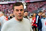 14.04.2018, Allianz Arena, Muenchen, GER, 1.FBL,  FC Bayern Muenchen vs. Borussia Moenchengladbach, im Bild Dieter Hecking (Trainer Borussia) <br /> <br />  Foto &copy; nordphoto / Straubmeier