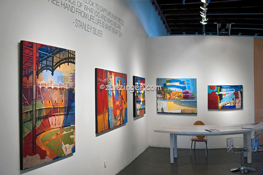 Bergamot Station Arts Center - Santa Monica, CA,  art galleries,  Museum, Art, stylish cultural center, complex, bohemian style