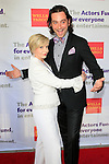LOS ANGELES - JUN 8: Florence Henderson, Constantine Maroulis at The Actors Fund's 18th Annual Tony Awards Viewing Party at the Taglyan Cultural Complex on June 8, 2014 in Los Angeles, California
