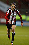 David Brooks of Sheffield Utd during the Emirates FA Cup Round One match at Bramall Lane Stadium, Sheffield. Picture date: November 6th, 2016. Pic Simon Bellis/Sportimage
