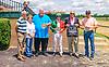 Can'tmakethisup winning The Longines Fegentri Gentlemen Championship at Delaware Park on 7/24/17 Andrea Besana, up