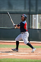 Ka'ai Tom - Cleveland Indians 2016 extended spring training (Bill Mitchell)